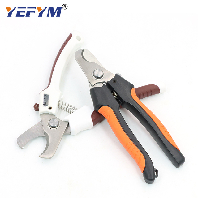 SD-205/205B cable cutter stripper pliers industrial level cutter ability 24mm2/38mm2 diameter 10mm/16mm 5CR13 steel tools 1