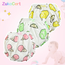 Babies Girls Baby Disper Pants Cotton Children Panty baby girl panties Underpants Newborn For Boys toddler Male Underwear 0-3T
