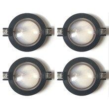 4 قطعة استبدال الحجاب الحاجز ل RCF ND1411 ، ل RCF ND1410 ، ل RCF CD1411 8ohm الحجاب الحاجز ملف صوتي 35.5 مللي متر CCAR falt الأسلاك