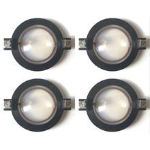 4 sztuk wymienna membrana dla RCF ND1411, dla RCF ND1410, dla RCF CD1411 8ohm membrana cewka drgająca 35.5mm CCAR falt wrie