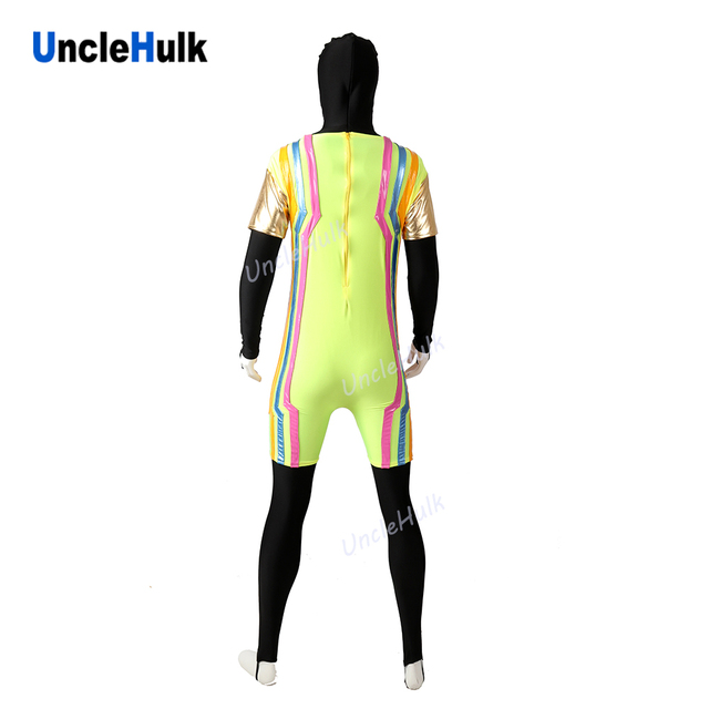 Kamen Rider Ex-aid Muteki Gamer Cosplay Costume - Inner Bodysuit and Outer Suit | UncleHulk 5
