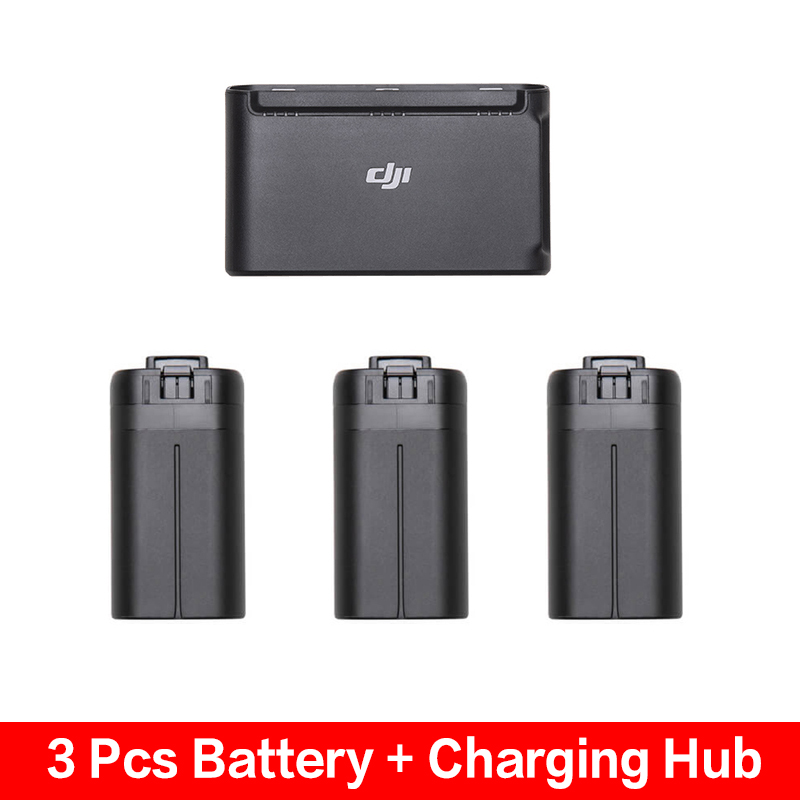 New Mavic Mini Battery Intelligent 2400mAh Batteries+Charging Hub For  DJI Mavic Drone Accessories