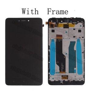 Image 2 - 5.5 Inch Aaa Kwaliteit Voor Xiaomi Redmi Note 4X Lcd Touch Screen Voor Redmi Note 4 Global Versie alleen Voor Snapdragon 625