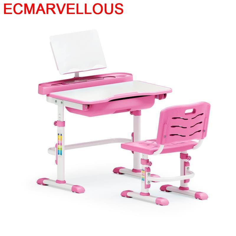 Tisch Cocuk Masasi Kinder Tafel Tablo Set Pupitre Infantil Meja Belajar Tableau Desk Mesa Escritorio Enfant Kids Study Table