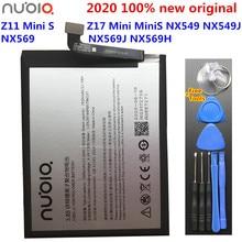 New Original 3000mAh Li3929T44P6h796137 For ZTE Nubia Z11 Mini S Nubia Z17 Mini MiniS NX549 NX549J NX569 NX569J NX569H Battery
