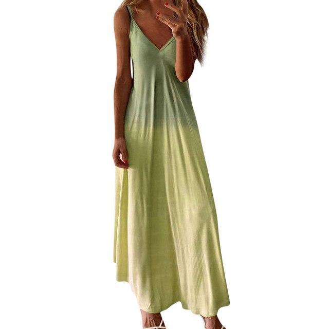 Boho Hippie Chic Long Dress 2