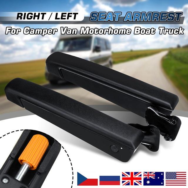 Universal Adjustable Car RV Seat Armrest Hand Rest Holder Arm Support For Camper Van Motorhome Boat Truck Bus