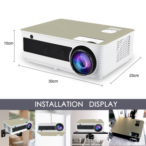 Image 5 - Poner Saund M5 LED Full HD 1080P 3D Android 6.0 Projetor 4500 Lumens Projektor USB USB WiFi Proyector bluetooth