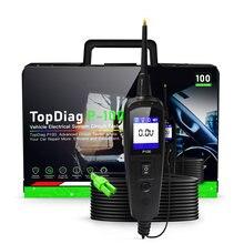 Новый тестер p100 для автомобильной электрической цепи детектор