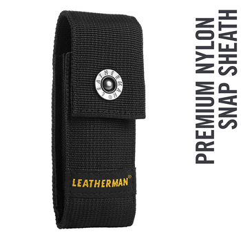 LEATHERMAN - Nylon Snap Sheath Fits Multitools, S/M/L