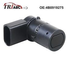 цены 4B0919275 Parking Sensor PDC For AUDI A2 8Z0 A3 8L1 A4 8D2 B5 Avant 8D5 B5 Convertible 8H7 B6 8HE B7 New Anti Radar Detector