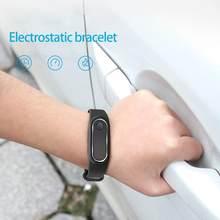 Bracelet antistatique de voiture enlève le Bracelet statique de Bracelet de ZD-02 d'électricité statique d'élimination automatique