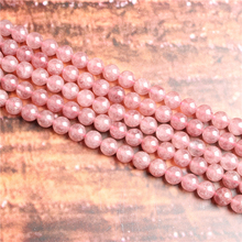 Fashion jewelry 4/6/8/10 / 12mm Strawberry crystal, suitable for making jewelry DIY bracelet necklace