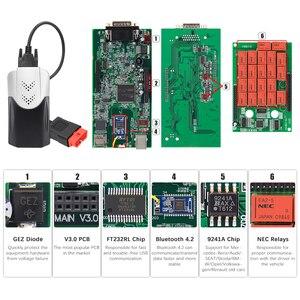 Image 2 - V 3,0 PCB Multidiag Pro + NEC Relais Für BMW OBD2 Bluetooth Scanner Für Auto/Lkw 2017,3 obd 2 obd2 Auto Diagnose Auto werkzeug