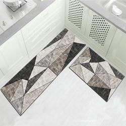 Tapis de cuisine antidérapant, absorbant, pour le bain, l'entrée, la chambre, la chambre
