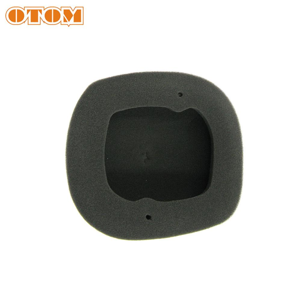 OTOM Motorcycle Dual Foam Layer Sponge Air Cleaner Filters For HUSQVARNA TC TE  FC FE FX 125 150 250 300 350 450 500