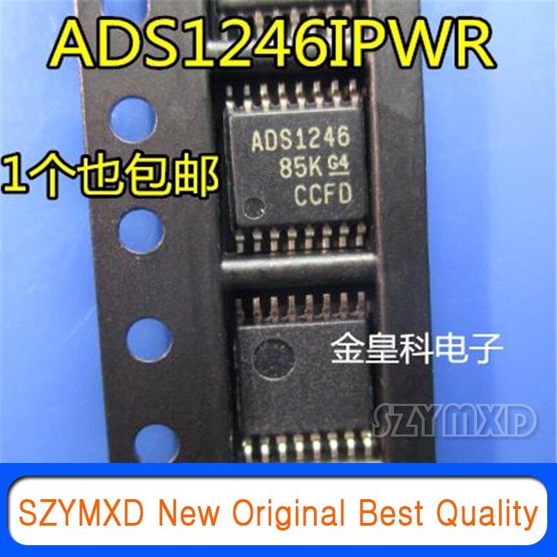 5 шт./лот новый оригинальный ADS1246 ADS1246IPWR TSSOP-16 аналого-цифрового преобразователя чип в наличии