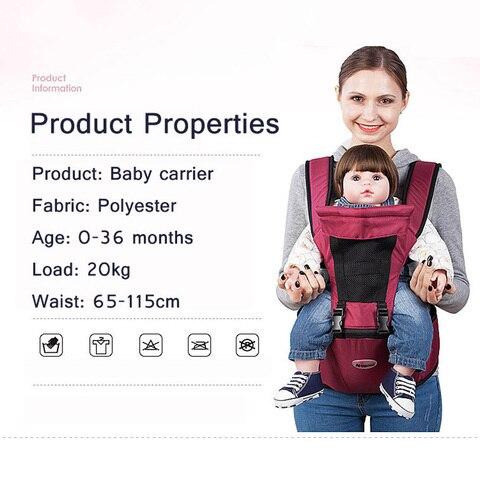 portador de bebe ergonomico infantil crianca hipseat