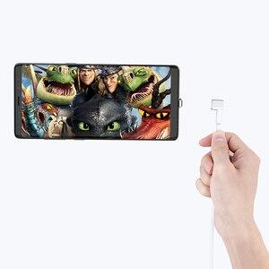 Image 5 - 86W USB C Kabel Zu Typ C Magnetische 2M Kabel Für Macbook Huawei Mate 20 Pro OnePlus 6 schnelle Lade Magnet Typ C Stecker