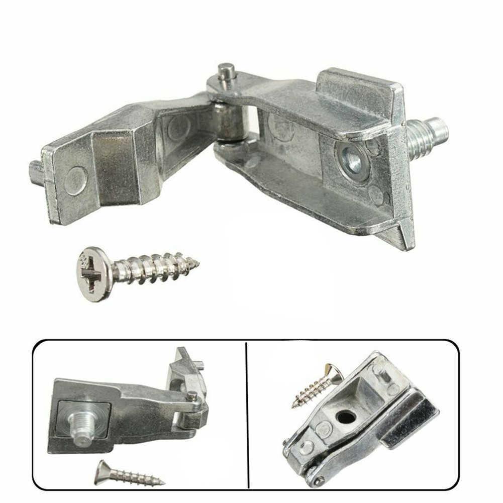 เครื่องมือผู้โดยสารด้านข้าง NS ไดร์เวอร์เปลี่ยนอุปกรณ์เสริมโลหะรถชุดซ่อมประตู Handle Silver ทนทานสำหรับ Fiat 500