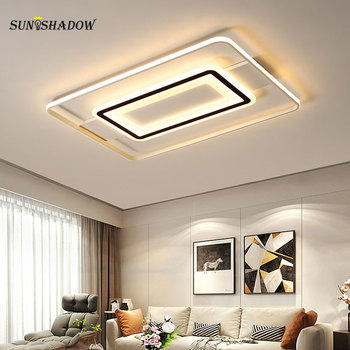 Modern LED Ceiling Lights Home Lighting Fixture For living room Bedroom Dining room Surface Mounted Ceiling Lamp Luminaires 220V tiffany ceiling lights led lamp for living room bedroom study room home deco ac85 265v modern white surface mounted ceiling lamp