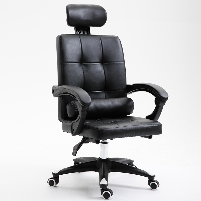 E1Computer Chair Home Comfort Office Chair Boss Chair Staff Conference Chair Game Chair Back Chair Lifting Swivel Chair