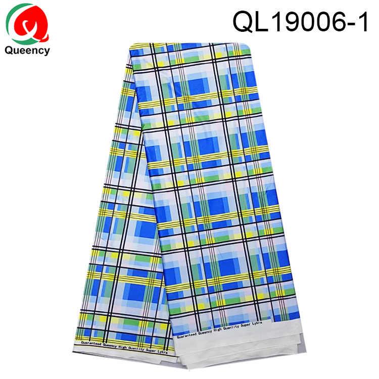 QL19001 dhl-lycra koronkowa gwiazda projekt afryki kobiety Jersey koronki tekstylne Ankara z nadrukiem fFexible do dekoracji sukni tkaniny 5 metrów