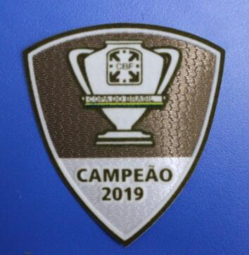 2019 COPA DO Brasil CAMPEAO Patch 2019 Atletico Paranaense Brazil cup CHAMPIONS soccer Badge