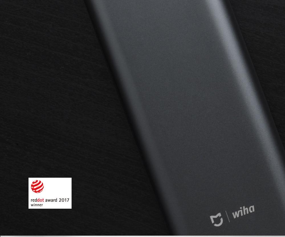 Xiaomi Mijia Wiha Daily Use Screwdriver Kit 24 Precision Magnetic Bits Alluminum Box Screw Driver xiaomi smart home Kit in Smart Remote Control from Consumer Electronics