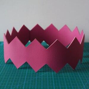 Image 5 - JOJO 4 JoJos Bizarre Adventure Rohan Kishibe Cosplay hairband head decoration props accessory