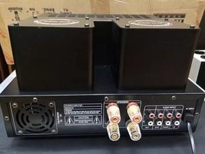 Image 3 - M12 HIFI Khuếch Đại Công Suất Cao Âm Thanh Stereo Nhà Bass AMP Bluetooth Ống Chân Không Amplificador Hỗ Trợ USB DVD MP3 220V hoặc 110V