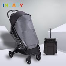 IMBABY YOYAPLUS noworodka lekkie wózki dziecięce do podróży YOYAPLUS wózek dziecięcy 12 darmowe upominki lekki wózek dziecięcy tanie tanio IMBABY Baby Stroller Numer certyfikatu 0-3 M 4-6 M 7-9 M 10-12 M 13-18 M 19-24 M 2-3Y YOYAPLUS 3 105 kg 8 8kg