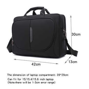 New Brand Laptop Bag 15 15.6 Inch Notebook Shoulder Bag  Handbag for Macbook Pro 15.4 Inch Business Bag for Man - SALE ITEM All Category