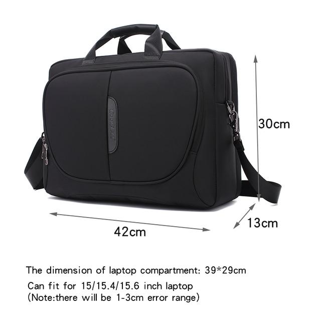 New Brand Laptop Bag 15 15.6 Inch Notebook Shoulder Bag  Handbag for Macbook Pro 15.4 Inch Business Bag for Man
