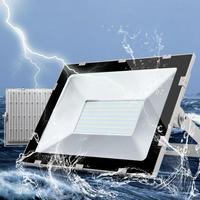 Quinta Geração de Super Fina Luz de Inundação 200W 220V SMD 2835 IP65 Refletor de Iluminação Pátio Levou Holofotes Ao Ar Livre À Prova D' Água|Holofotes| |  -