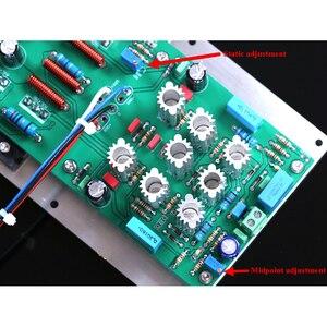 Image 3 - Lusya 14 pièces TTC5200 amplificateur de Tube 500W Mono puissant carte amplificateur étage assemblé amplificateur référence FM801 ligne T1124