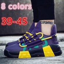 Hip Hop Streetwear Chunky Sneakers Men Sports Casual Shoes Men Thick Bottom Fashion EVA Basket Tenis Masculino Adulto Sneakers смеситель для кухни kaiser modern хром 99233