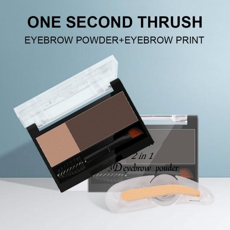 Adjustable Perfect Eyebrow Stamp 5