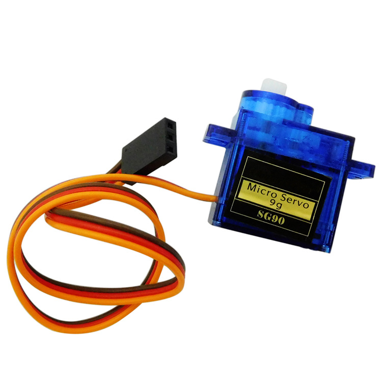 SG90 9g Mini Micro Servo For RC For RC 250 450 Helicopter Airplane Car Aeroplane 6CH