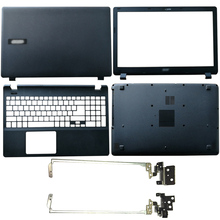 цена на New Laptop LCD Back Cover/LCD Front bezel/LCD hinges/Palmrest/Bottom Case For Acer Aspire ES1-512 ES1-531 EX2519 N15W4 MS2394