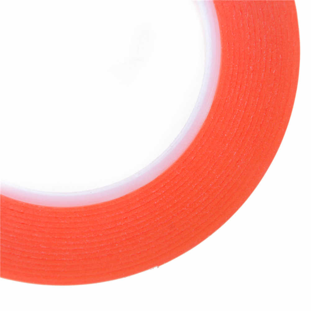 Adhésif acrylique Double face bande pour téléphone batterie téléphone affichage lentille LCD écran fort (0.2mm d'épaisseur), 2/12/15MM * 25M choisir