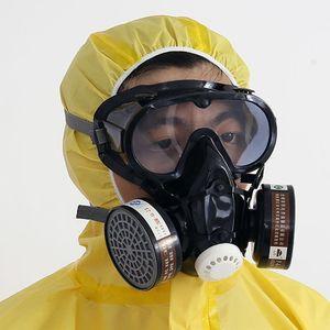 Image 5 - Защитный костюм комбинезон с крышкой полная защита тела, SMS нетканое страхование труда безопасность