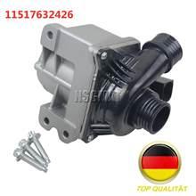 AP03 elektryczna pompa wody N54 N55 dla BMW 1, 3, 5, 6, seria E60 E61 E70 E71 E88 E90 F01 135i 335i X3 X5 X6 Z4 11517632426