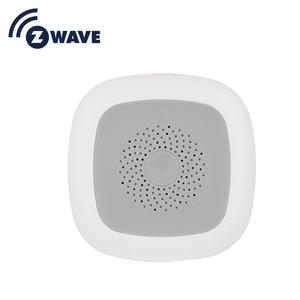 HAOZEE Z-wave Temperature & Humidity Sensor Smart Home EU Version 868.42mhz Z wave Smart detector
