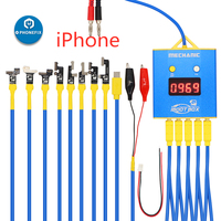 Mechanic iBoot Box for iPhone Android Phones DC Power Supply Cable Mobile Phone Battery Boot Repair Line