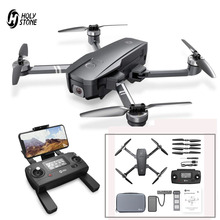 Holy Stone HS720 Upgraded 4K Drone GPS 5G FPV Wi Fi FOV 120°Camera Brushless Quadcopter 26 Minutes Flight Time With Carrying Bag