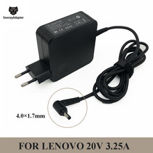 20V 3.25A 65W 4.0*1.7mm For Lenovo laptop charger adapter IdeaPad 310 110 100s 100-15 B50-10 YOGA 710 510-14ISK