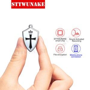 STTWUNAKE voice recorder mini