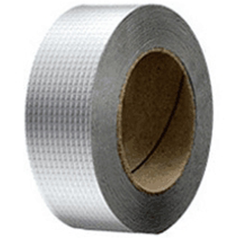 Aluminum Foil Butyl Tape Waterproof Sealing Self-adhesive Tape,Aluminium Foil Insulation Tape,Tool Kit Aluminum Foil Tape 5CM*5M, 2 PCS