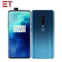 Перейти на Алиэкспресс и купить 2019new oneplus 7t pro 4g lte mobile phone 48mp 6.67дюйм. 8gb ram 256gb rom snapdragon855+ 3120x1440p pop-up camera android 10.0 nfc